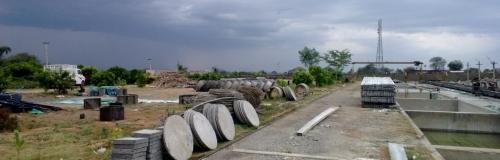 Sonali Industries, Bhawanipatna- Pole factory